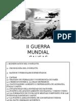 Causas de La II Guerra Mundial