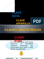 Claves Obstetricas