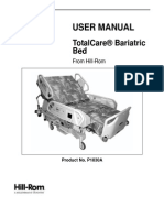 Hill-Rom TotalCare - User Manual