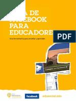 Guia Facebook Para Educadores