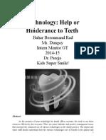 technology paper final