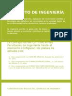 CLASES  DE INGENIERIAS TOMZ