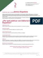 Editorial Academica Española