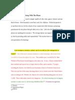 editorial final copy