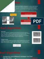 Image processing surf
