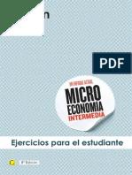 Ejercicios de Microeconomía Intermedia, 8ª Ed.
