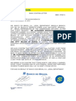 7.Banco Do Brazil-m.securities-bank Confirm Letter