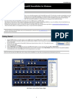 TLSE Sound Editor Manual
