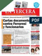 Diario La Tercera 11.05.2015