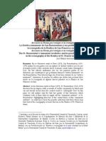 Buenaventura y Pintura Italiana