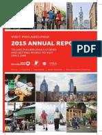 2015 Visit Philadelphia Annual Report
