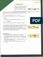 teorema del trabajo y la energía cinetica