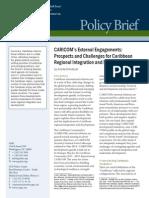 CARICOM's External Engagements