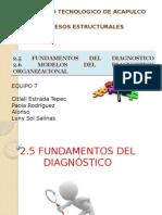 unidad 2 procesos estructurales