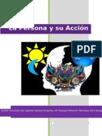 Modulo La Persona y su Acción 2015 job