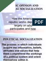 215 PP Political Socialization