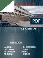 Proyecto Social Colegio Diapos