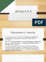 FODA Alicorp