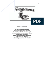 lc athletic handbook
