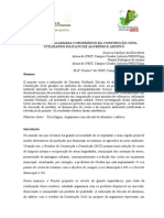 Art. SANTOS Et Al, 2013 - Estudo de Argamassa Com Residuo Da Construção Civil Utilizando Silicato de Aluminio e Aditivo