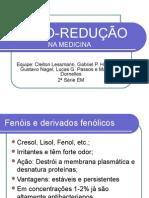 OXIDO-REDUÇÃO
