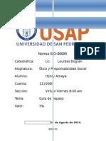 Norma ISO-26000 y su homologación con otros instrumentos de medición de RSE