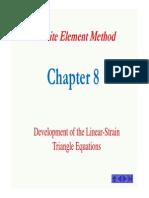 FEM Chapter 8