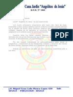 Informe Inicio Clases