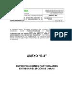 ANEXO B4 PEMEX EXPLORACION Y PRODUCCION anexo pemex exploracion    anexo para contratistas  pemex   procedimientos