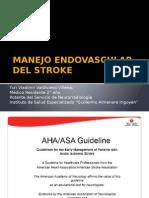 Tto Endovascular de Stroke S