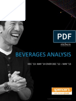 Beverages Analysis