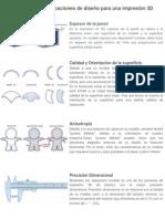 Especificaciones de Diseño Para Una Impresión 3D (1)