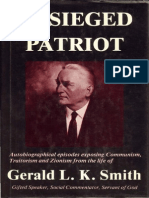 Smith Gerald Lyman Kenneth - Besieged Patriot