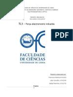 Relatório Tl3-Força Electromotriz