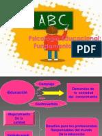 Antecedentes y Rol Ps. Educativo