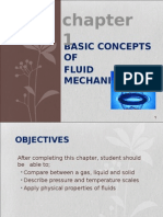 CHAPTER 1-Basic Concept of Fluid Mechanics