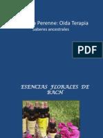 Psicología Perenne, Esencias Florales...
