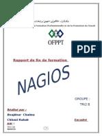 Rapport de NAGIOS