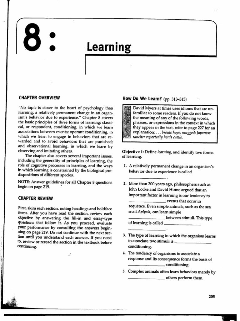 psychology ch 6 answer to study Psychology ch 17 study guide document for psychology ch 17 study guide is available in  workshop service repair manual,records management 9th edition answer key.