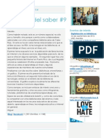 Gotitas Del Saber #9