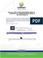 Manual de Procesos de Transferencias Banco Central