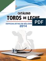 Catalogo Toros Leche 2014