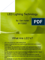All About LED