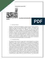 11. Los Doce Artículos Del Campesinado Suabo (1525)