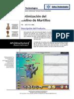 [MIT-002-CMM] Optimizacion Molino de Martillos