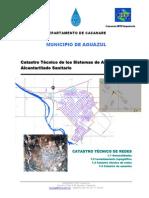 Catastro de Redes Aguazul