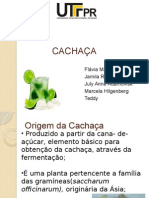 CACHAÇA