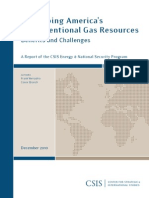 Developing America's Unconventional Gas Resources
