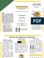 hilliard academy brochure