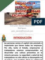 Curso Seguridad Operacion Caracteristicas Excavadoras Hidraulicas